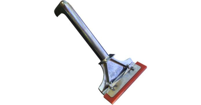 Heavy Duty with Squeegee Add-On